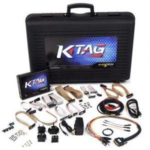 Alientech K-Tag Master // +5 GRATIS Tuningfiles
