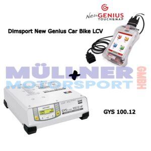 Dimsport New Genius Slave + GYS 100.12