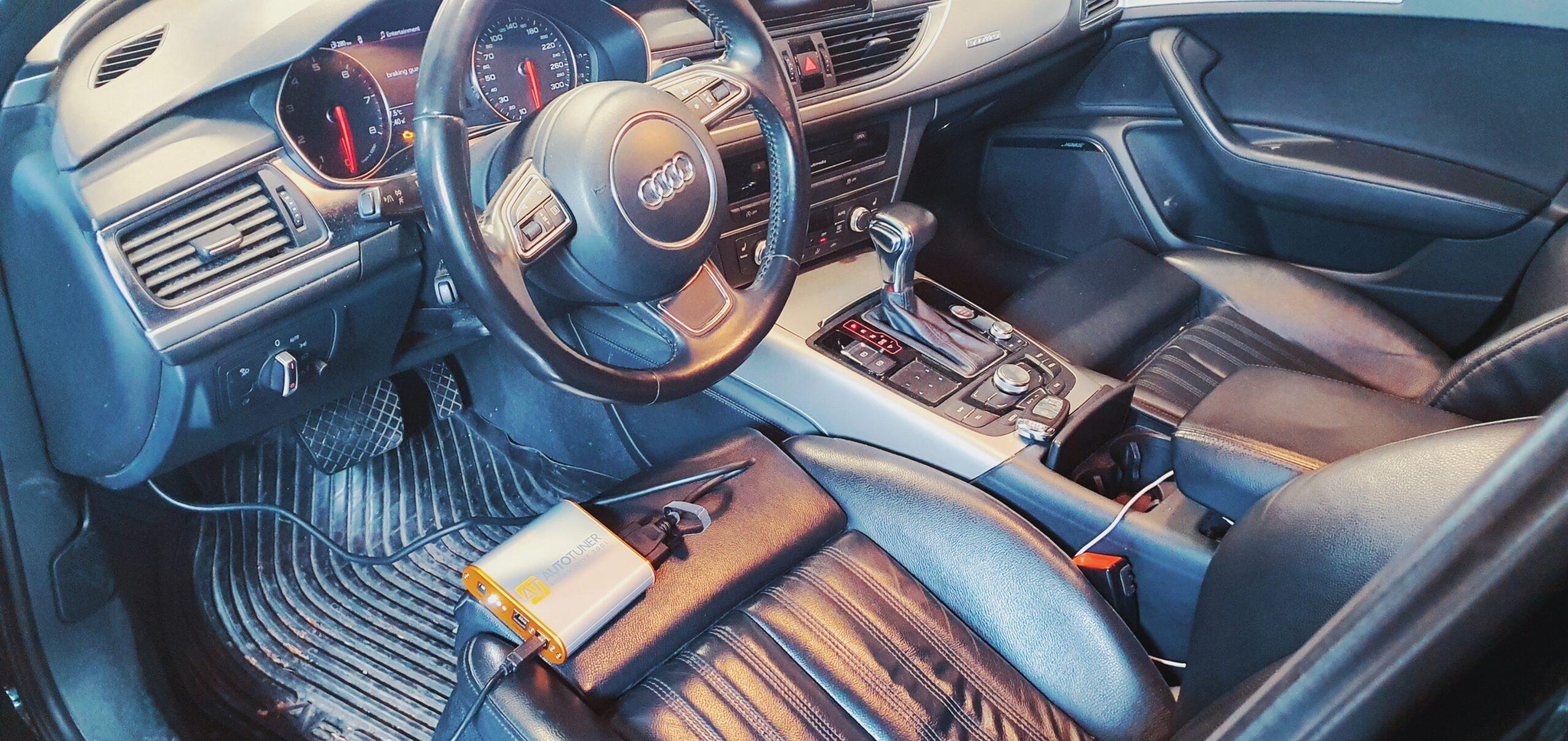 Chiptuning Audi A6 C7 3.0 TFSI 300ps